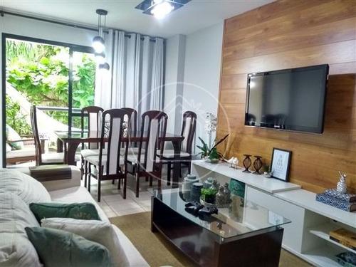apartamento - ref: 823301