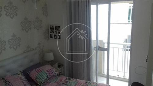 apartamento - ref: 823458