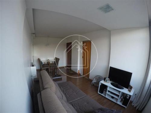 apartamento - ref: 825772