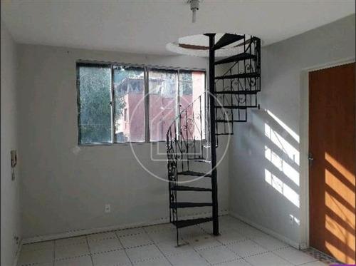 apartamento - ref: 825843