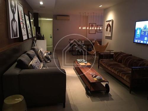 apartamento - ref: 826027
