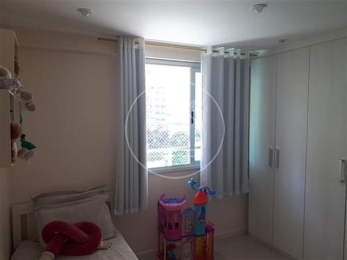 apartamento - ref: 826324