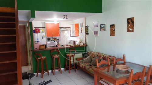 apartamento - ref: 826700