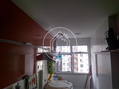apartamento - ref: 827101