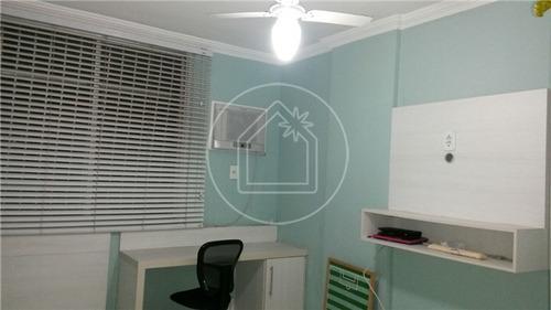 apartamento - ref: 827167