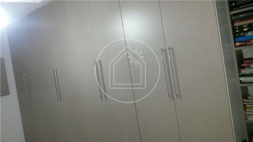 apartamento - ref: 827169