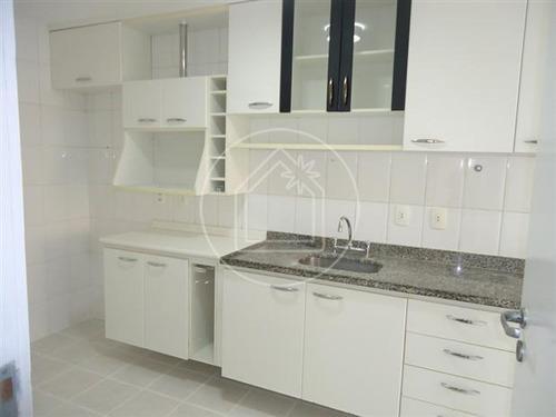 apartamento - ref: 827314