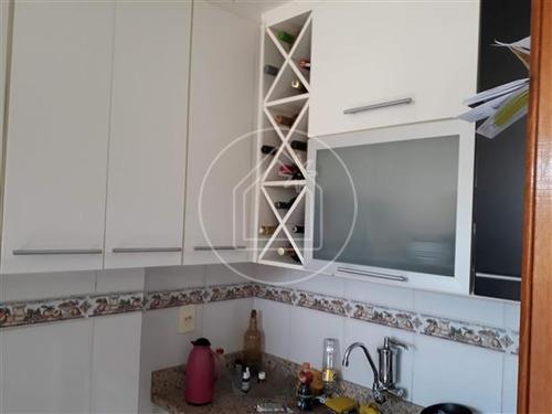 apartamento - ref: 828086