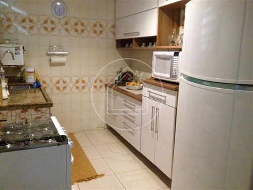 apartamento - ref: 828172