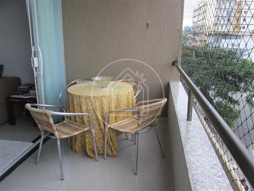 apartamento - ref: 828500