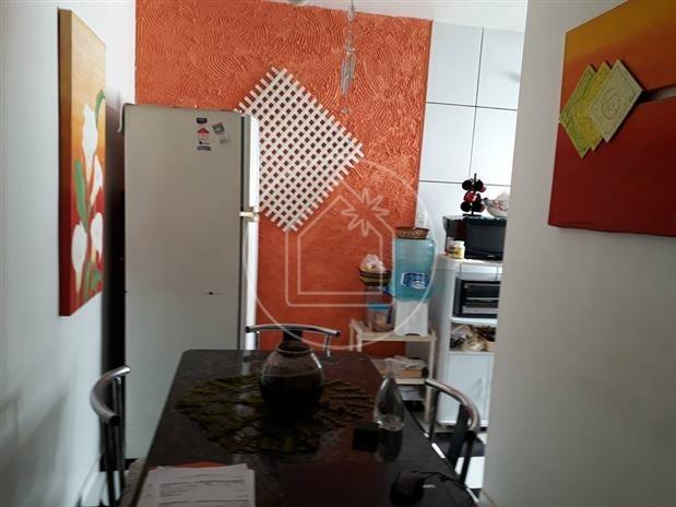 apartamento - ref: 828617