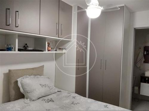 apartamento - ref: 828779