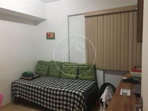 apartamento - ref: 828841