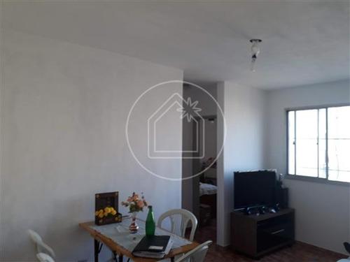 apartamento - ref: 829276