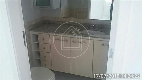 apartamento - ref: 829708
