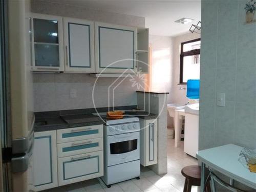 apartamento - ref: 829987