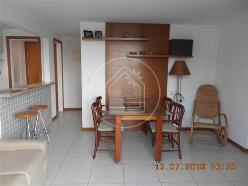 apartamento - ref: 830066