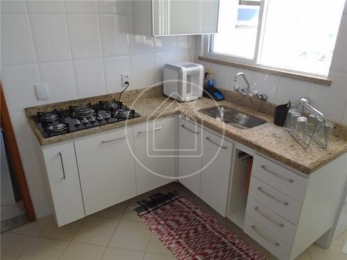apartamento - ref: 830145