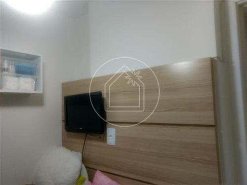 apartamento - ref: 830261