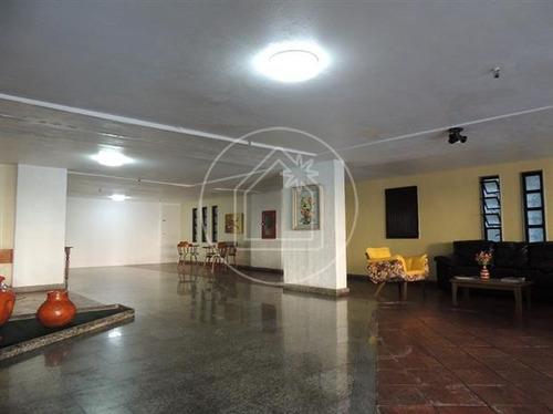 apartamento - ref: 830430