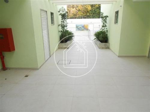 apartamento - ref: 830586