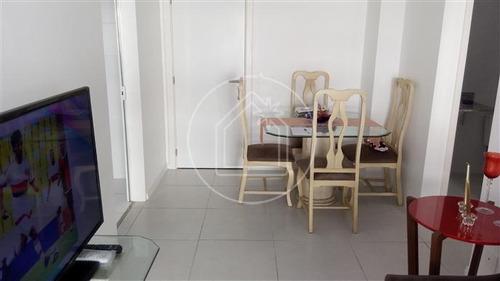 apartamento - ref: 830626