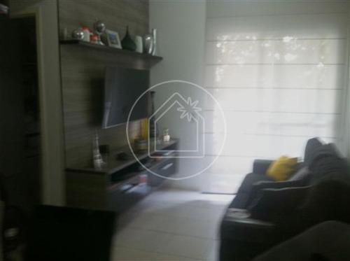 apartamento - ref: 830656