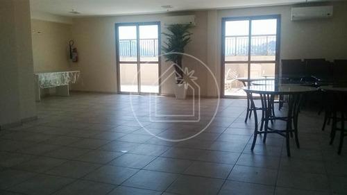 apartamento - ref: 830661