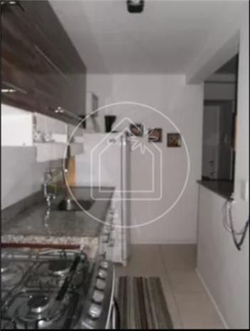 apartamento - ref: 830851
