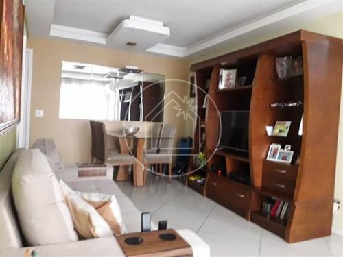 apartamento - ref: 830886