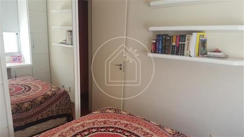 apartamento - ref: 830988