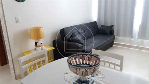 apartamento - ref: 831189