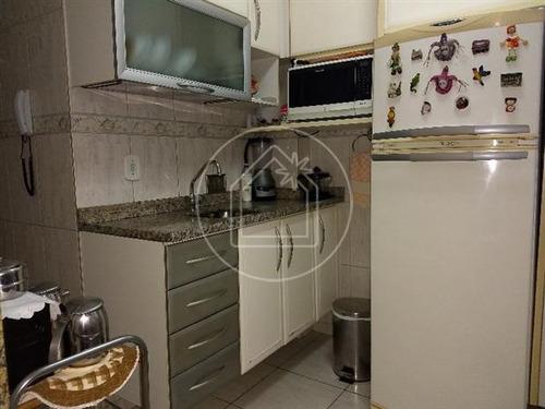 apartamento - ref: 831650