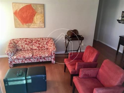 apartamento - ref: 832005
