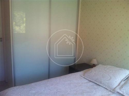 apartamento - ref: 832164