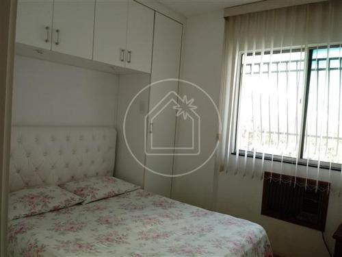apartamento - ref: 832780