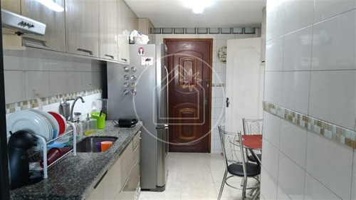 apartamento - ref: 832787