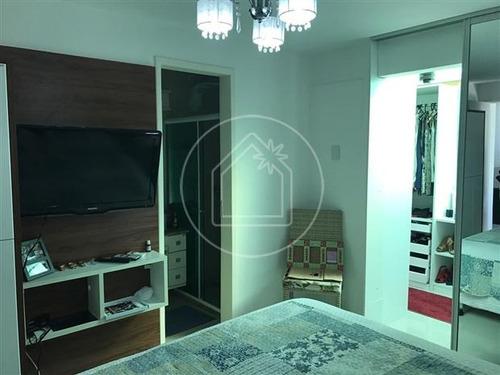 apartamento - ref: 832894