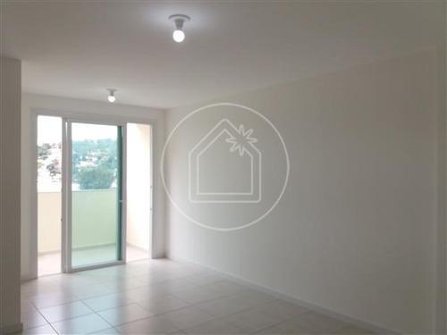 apartamento - ref: 833053