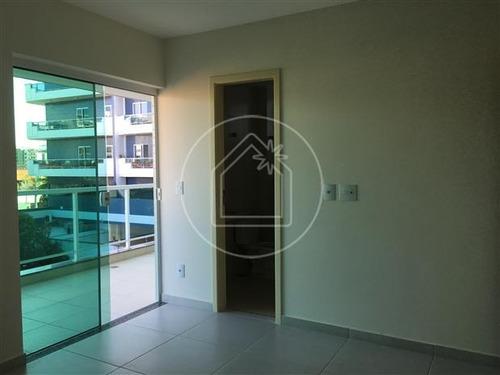 apartamento - ref: 833057