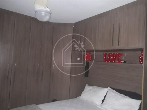apartamento - ref: 833184