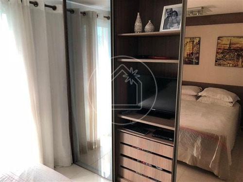 apartamento - ref: 833534
