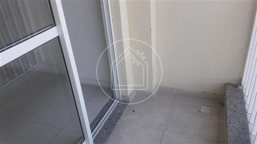 apartamento - ref: 833593