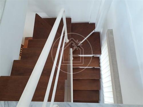 apartamento - ref: 833667