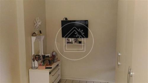 apartamento - ref: 833887
