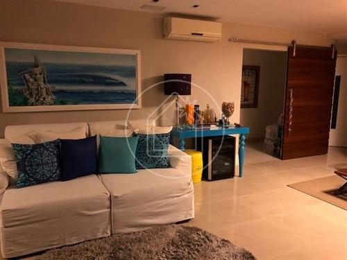 apartamento - ref: 834070