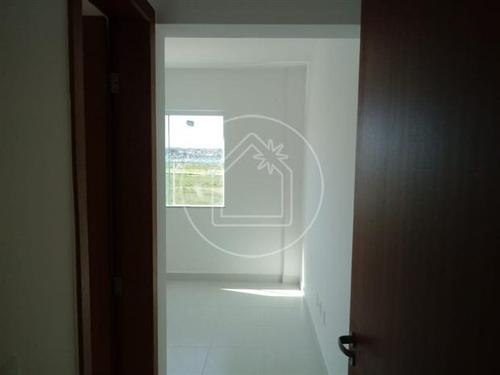 apartamento - ref: 834117
