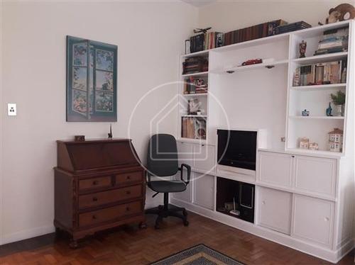 apartamento - ref: 834233