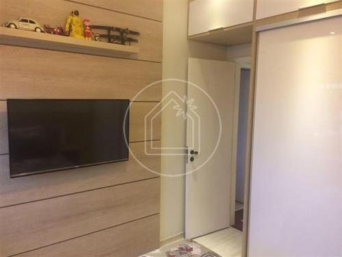 apartamento - ref: 834266