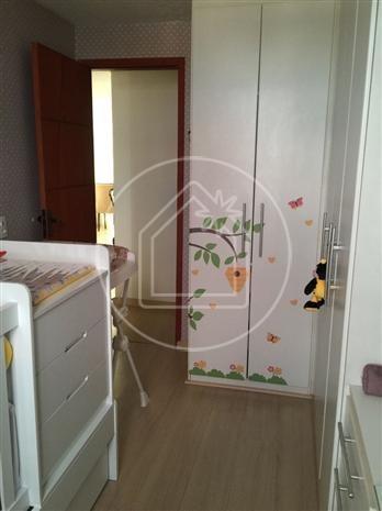 apartamento - ref: 834364